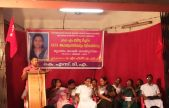 reception to Bindu Teacher